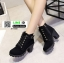 รองเท้าบูทส้นสูงนำเข้า JIH-888-BLK [สีดำ] thumbnail 4