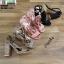 รองเท้าหุ้มท้ายส้นแท่ง ST8835-BRN [สีน้ำตาล] thumbnail 4