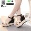 รองเท้ารัดข้อทรงเตารีด ST68-CRM [สีครีม] thumbnail 3