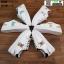 รองเท้าผ้าใบ นำเข้า100% ST525-PNK [สีชมพู] thumbnail 4