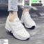 รองเท้าผ้าใบแบบสวม L09-WHI [สีขาว] thumbnail 1