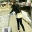 รองเท้าคัทชูส้นเข็ม Givenchy 3357-BLK [สีดำ] thumbnail 3