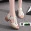 รองเท้าส้นสูงนำเข้า งานคุณภาพเหมือนแบบ 1089-ครีม [สีครีม] thumbnail 1
