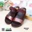 รองเท้าส้นเตารีด style fitflop F1109-BWN [สีน้ำตาล] thumbnail 3