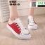รองเท้าผ้าใบเปิดท้าย ST1831-RED [สีแดง] thumbnail 1