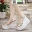 รองเท้าทรงเตารีดแบบรัดข้อ ST10-WHI [สีขาว] thumbnail 4