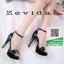 รองเท้าส้นสูง สไตล์MAXXI 17-2315-BLACK [สีดำ] thumbnail 3
