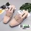 รองเท้าส้นสูงนำเข้าคุณภาพ 0084-ชมพู [สีชมพู] thumbnail 2