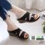 รองเท้าสุขภาพหน้าไขว้ งานขายดีอันดับ 1 8849-1-ดำ [สีดำ] thumbnail 1