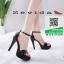 รองเท้าส้นสูง สไตล์MAXXI 17-2315-BLACK [สีดำ] thumbnail 1