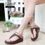 รองเท้าเพื่อสุขภาพฟิทฟลอป แบบหนีบ คาดเข็มขัด L2092-BRN [สีน้ำตาล] thumbnail 1