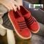 รองเท้าลำลองสไตล์ vintage 0469-P-RED [สีแดง] thumbnail 4