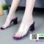 รองเท้าลำลองแบบสวม ทรง maxi JO-023-PUR [สีม่วง] thumbnail 1