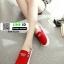 รองเท้าลำลองผ้าแคนวาสนำเข้า HAN-YL006-RED [สีแดง] thumbnail 3