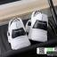 รองเท้าผ้าใบเสริมส้น ทรง Sport G-1414-BLK [สีดำ] thumbnail 4