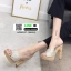 รองเท้าส้นสูง สไตล์แบรรนด์ TOP SHOP 3006-8-APRICOT [สีแอปริคอท] thumbnail 3