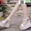 รองเท้าทรงเตารีดแบบรัดข้อ ST9-WHI [สีขาว] thumbnail 2