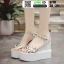 รองเท้าทรงเตารีดแบบรัดข้อ ST10-WHI [สีขาว] thumbnail 3