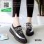 รองเท้าผ้าใบ ทรงสปอร์ต W950-BLK [สีดำ] thumbnail 3