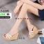 รองเท้าเตารีดzevida 17-2285-CRM [สีครีม] thumbnail 2
