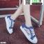 รองเท้าผ้าใบ ST2906-NVB [สีกรม] thumbnail 1