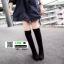 รองเท้าบูทผ้าสักหลาดพื้นเตารีด 985-ดำ [สีดำ] thumbnail 5