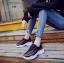 รองเท้าผ้าใบแฟชั่น 512-BLK [สีดำ] thumbnail 6