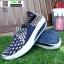 รองเท้าผ้าใบยางยืด 7014-น้ำเงิน [สีน้ำเงิน] thumbnail 3