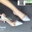 รองเท้าคัทชูหนังแก้ว B13-511-BLU [สีน้ำเงิน]