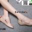 รองเท้าสไตล์สวมรัดส้น 18-1282-PNK [สีชมพู] thumbnail 2