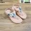 รองเท้าแตะลำลองรัดส้น 318-3-PNK [สีชมพู] thumbnail 1
