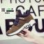 รองเท้าผ้าใบสไตล์เกาหลี 0023-BROWN [สีน้ำตาล] thumbnail 1
