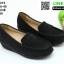 รองเท้าคัทชูเพื่อสุขภาพ J215-BLK [สีดำ]