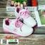 รองเท้าผ้าใบเพื่อสุขภาพนำเข้า สวยชิคสุดๆ K-B2-ชมพู [สีชมพู] thumbnail 1