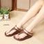 รองเท้าเพื่อสุขภาพฟิทฟลอป แบบหนีบ คาดเข็มขัด L2092-BRN [สีน้ำตาล] thumbnail 2