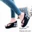 รองเท้าส้นเตารีด juice 0222-ดำ [สีดำ] thumbnail 2
