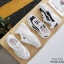 รองเท้าผ้าใบเสริมส้น ทรง Sport G-1414-WHI [สีขาว] thumbnail 7