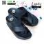 รองเท้าสุขภาพเพื่อ แบบสวมโป้ง L1964-BLK [สีดำ] thumbnail 2