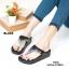 รองเท้าเพื่อสุขภาพ ฟิทฟลอปหนีบ F1131-BLK [สีดำ] thumbnail 1