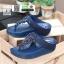 รองเท้าสุขภาพแต่งพู่ตุ้งติ้ง L2882-BLU [สีน้ำเงิน] thumbnail 5