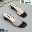 รองเท้าแตะสวมหน้าเพชร ST182-BLK [สีดำ] thumbnail 4