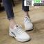 รองเท้าผ้าใบแฟชั่น สไตล์เกาหลี ผ้าตาข่ายนิ่ม C-1-WHI [สีขาว] thumbnail 1
