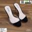 รองเท้าส้นสูงแบบสวม 17-5116-BLK [สีดำ] thumbnail 1