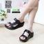 รองเท้าเพื่อสุขภาพ ฟิทฟลอป สายคาดคู่ L2807-BLK [สีดำ] thumbnail 1