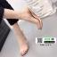รองเท้าส้นสูง งานสไตล์ TOP SHOP 816-3-PINK [สีชมพู] thumbnail 1