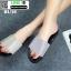 รองเท้าแตะสวมเพชร RU30-BLK [สีดำ] thumbnail 3