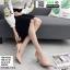 รองเท้าคัชชู วัสดุหนังPU K9336-PNK [สีชมพู] thumbnail 2