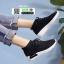 รองเท้าผ้าใบนำเข้า สไตล์ ADIDAS 8611-1-BLACK [สีดำ] thumbnail 4