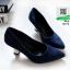 รองเท้าส้นสูงปราด้า 10172-น้ำเงิน [สีน้ำเงิน] thumbnail 2