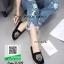รองเท้าผ้าใบแฟชั่นสีดำ Style Kenzo (สีดำ ) thumbnail 2